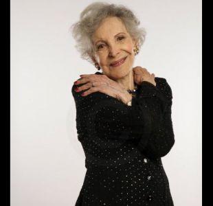 Muere destacada actriz Nelly Meruane a los 90 años