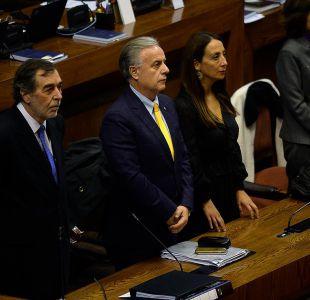 Rechazan acusación constitucional contra ministro Santelices