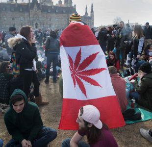 La marihuana será legal en Canadá el 17 de octubre
