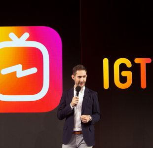 [VIDEO] Instagram presenta IGTV, su apuesta para competir con YouTube