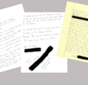Las conmovedoras cartas de dos mujeres que fueron separadas de sus hijos en la frontera de EEUU