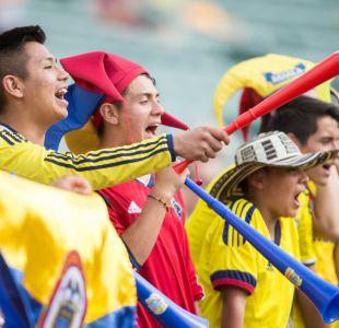 [VIDEO] Colombiano que burló seguridad de estadio para ingresar alcohol perdió su trabajo