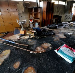 [VIDEO] Reparaciones de Liceo Amunátegui costarán $336 millones