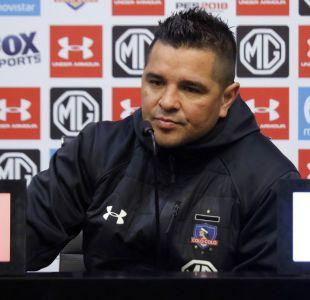 """[VIDEO] Tapia pide refuerzos en Colo Colo: """"Necesitamos más variantes en ofensiva"""""""