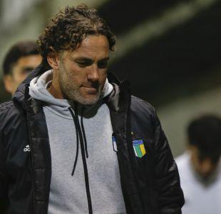 Gabriel Milito deja la banca de O'Higgins tras el fracaso ante Colchagua en Copa Chile