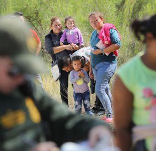 La política de tolerancia cero detrás de la separación de niños de sus padres en la frontera