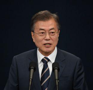 Presidente de Corea del Sur viaja a Rusia en medio de conversaciones con Kim Jong-Un