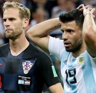 """[VIDEO] Agüero estalla por críticas de Sampaoli a los jugadores: """"Que diga lo que quiera"""""""
