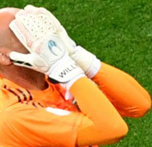 [VIDEO] Recrearon el grosero error de Caballero contra Croacia en el Super Star Soccer Deluxe