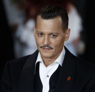 Johnny Depp: Caí hasta lo más bajo que se podía