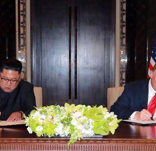 Trump anunció que Corea del Norte destruyó cuatro sitios de ensayos balísticos