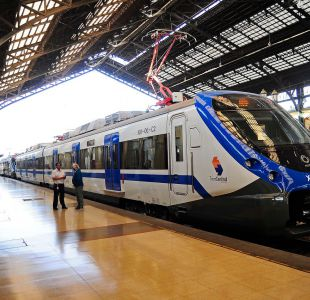 Tren Alameda-Nos se encuentra con todas sus estaciones disponibles