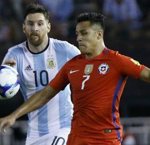 """[VIDEO] El furioso descargo de periodista argentino: """"¿Alexis es mejor que Messi?"""""""
