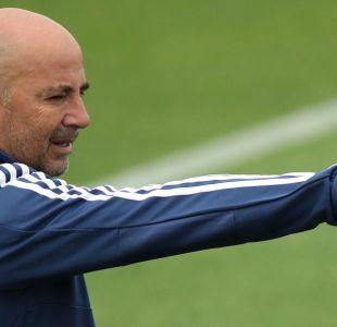 Sampaoli ya es el nuevo entrenador de Santos