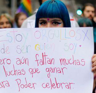 [FOTOS] Las principales postales tras la Marcha del Orgullo en Santiago