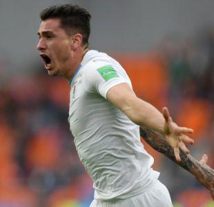 Defensor uruguayo José María Giménez se pierde crucial duelo ante Rusia por lesión