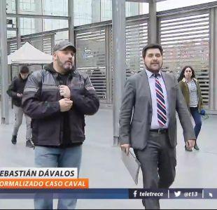 [VIDEO] Sebastián Dávalos se querella contra diputados