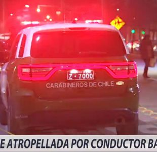 [VIDEO] Anciana es atropellada por conductor baleado