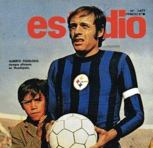 [FOTOS] Las imágenes con que recuerdan al joven futbolista Tito Fouillioux