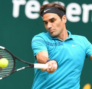 Roger Federer cae en la final de Halle y cede el liderato del ránking ATP