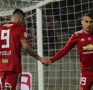 [Gol a Gol] Guerra adelanta 2-1 a la U contra Colchagua por los octavos de final de Copa Chile