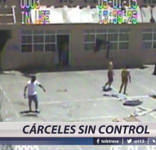 [VIDEO] La cruda realidad en las cárceles chilenas