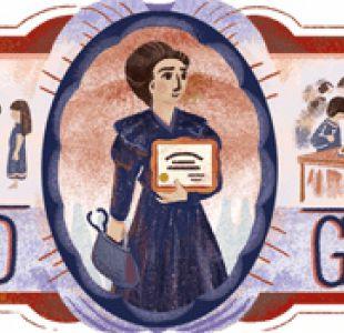 152 aniversario del nacimiento de Eloísa Díaz