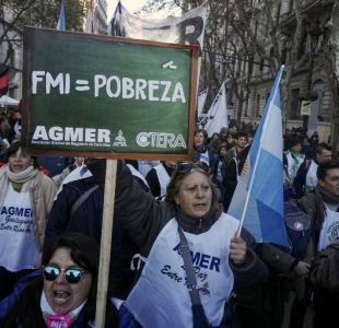 Paro nacional en Argentina: 24 horas de huelga que mantienen al país detenido