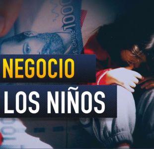 [VIDEO] El negocio con los niños Sename