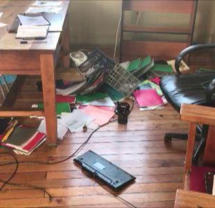 [VIDEO] Así fue el ataque al Liceo de Aplicación