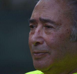 """[VIDEO] Muere legendario nadador chileno Víctor """"Tiburón"""" Contreras"""