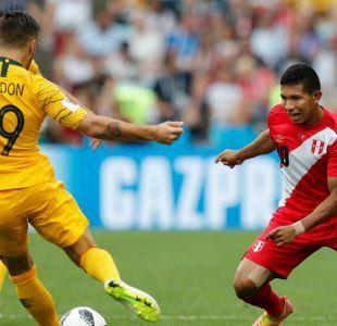 [Minuto a Minuto] Perú está jugando ante Australia en su despedida del Mundial de Rusia
