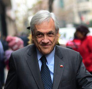 Piñera envía mensaje por rescate en Tailandia: Que Dios acompañe el rescate de los niños