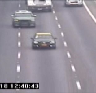 [VIDEO] Secuestradores detenidos a balazos