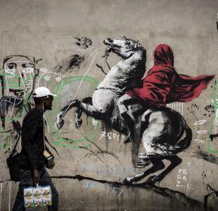 Banksy en Paris