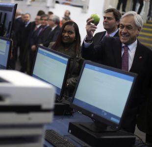 """Piñera dice que expulsión de migrantes irregulares es """"coherente"""""""