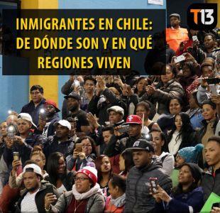 [VIDEO] Inmigrantes en Chile: De dónde son y en qué regiones viven