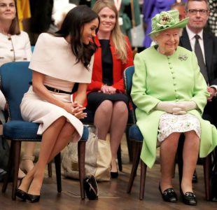 Padre de Meghan Markle quiere que la reina Isabel II se reúna con él antes que con Trump