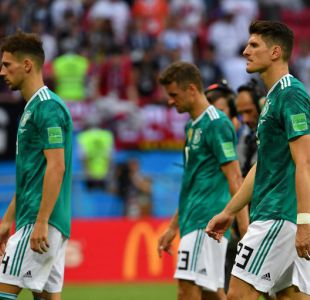 Ex leyendas del fútbol alemán destrozan a la actual selección tras fracaso en Rusia 2018