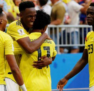 Colombia vence a Senegal y asegura su clasificación como líder a los octavos de Rusia 2018