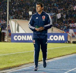 Valencia asume como jefe técnico del fútbol formativo de la U tras salida de Ponce