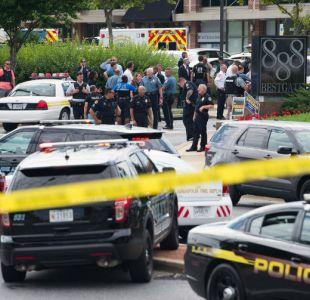 [VIDEO] Policía confirma que son 3 los fallecidos en tiroteo en Jacksonville, Estados Unidos