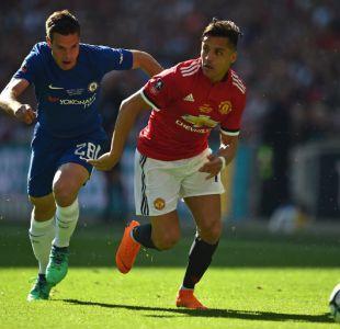 [FOTOS] La nueva camiseta que usaría Alexis Sánchez en el Manchester United