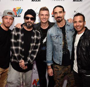 [VIDEO] ¡Imperdible! Backstreet Boys sorprenden a fans en un ascensor