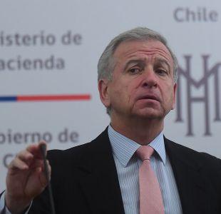 Contraloría descarta irregularidades en viaje del ministro Felipe Larraín a Harvard