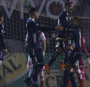 Barnechea vence en penales a Curicó Unido y avanza a cuartos de final de Copa Chile