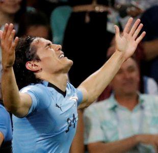 [VIDEO] Cavani opaca a Cristiano Ronaldo y Uruguay elimina a Portugal de Rusia 2018