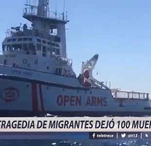 [VIDEO] Tragedia de migrantes dejó 100 muertos
