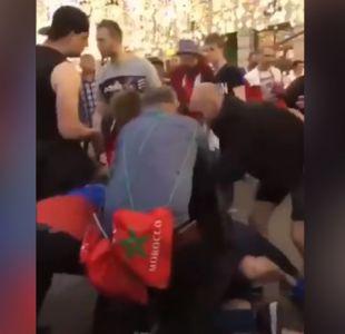 ¡Trankilovsky!: Mexicano en Rusia intenta detener una pelea con improvisado dialecto