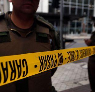 Conductor bajo los efectos del alcohol atropella a cuatro personas en La Pintana